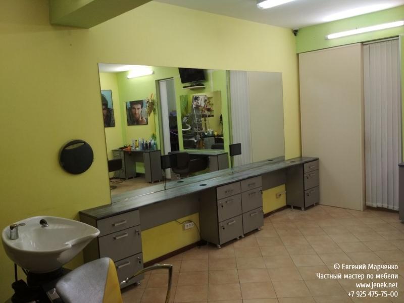 Мебель-для парикмахерской
